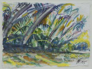 Backwaters II Kerala