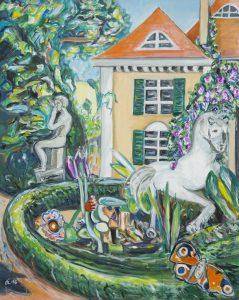 Ein Garten in Solln III